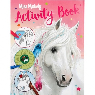 Miss Melody Activity Book Depesche
