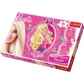 Magic Decor puzzle 15 db Barbie Trefl