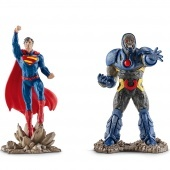 Scenery Pack SUPERMAN vs DARKSEID Schleich