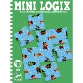 Mini Logix - Impossible pirats puzzle Djeco