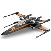 Star Wars Build & Play Poe's X-Wing Fighter Revell