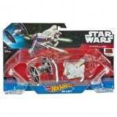 Star Wars Csillaghajók 2-es csomag - Ghost Hot Wheels