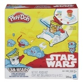 Star Wars Canheads 2 db-os gyurmacsomag - Luke & Snowtrooper Play-Doh
