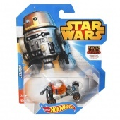 Hot Wheels Star Wars Chopper Hot Wheels