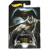 Batman vs Superman kisautók Rockster Hot Wheels