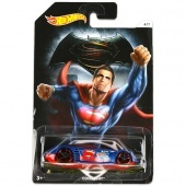 Batman vs Superman kisautók Covelight Hot Wheels