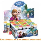 Buborékfújó 60 ml Frozen