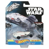 Hot Wheels Star Wars Autóhajók Millenium Falcon