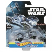 Hot Wheels Star Wars Autóhajók Tie Fighter