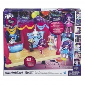 My Little Pony eq Mini Baba Canterlot táncparkett