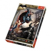 Puzzle 260 db Batman és Superman Trefl
