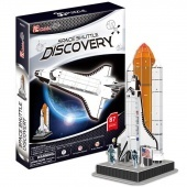 3D puzzle Discovery 87 db-os CubicFun