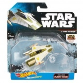 Hot Wheels Star Wars Csillaghajók - A- Wing Fighter