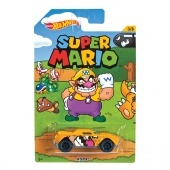 Hot Wheels Super Mario kisautó - RD-08