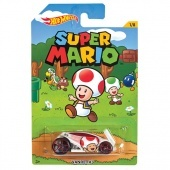 Hot Wheels Super Mario kisautó - Vandetta