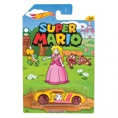 Hot Wheels Super Mario kisautó - Bully Goat