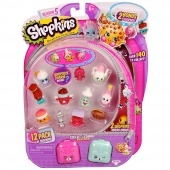 Shopkins S5 12db-os szett