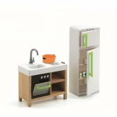 Compact kitchen mini konyha Djeco