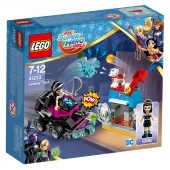 Lashina™ harckocsija  41233 Lego Superhero Girls