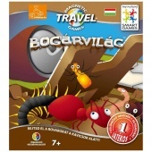 Magnetic Travel - Bogárvilág Smart Games
