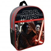 Junior hátitáska 30cm, Star Wars Kids Euroswan