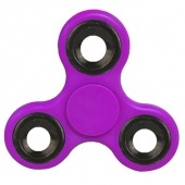 Fidget Spinner Johntoy - lila