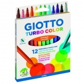 Turbo Color rostirón 12 db-os vizes Giotto