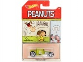 Peanuts: Bone Shaker kisautó Hot Wheels