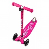 Maxi Micro Deluxe roller - Shocking pink