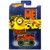 Minyonok: Monster Dairy Delivery kisautó Hot Wheels