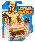 Hot Wheels Star Wars C-3PO Hot Wheels