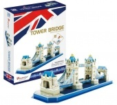 3D puzzle Tower Bridge 52 db-os CubicFun