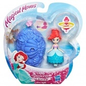 DISNEY HERCEGNŐK MAGICAL MOVERS KARAKTER - Ariel