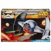Star Wars Rebels II.szintű támadó jármű - Imperial Troop transport Hasbro