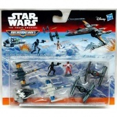 Star Wars 7 Micromachines - Galactic Showdown Hasbro
