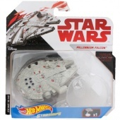 Hot Wheels Star Wars Csillaghajó - Millenium Falcon