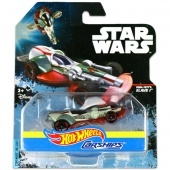 Hot Wheels Star Wars Csillaghajó - Slave I