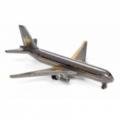 Majorette Fantasy Airplanes - Golden Jet
