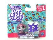 Little Pet Shop mini 2 -es csomag - Chunky Waterfluff
