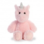 Cuddly Friends unikornis, pink 20 cm