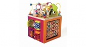 Activity Cube (nagy) - Zany Zoo (ABC)