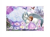 Puzzle plusz (toll) Sofia the first