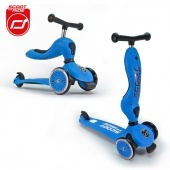 Scoot and Ride Highwaykick 1. 2 in 1 kismotor/roller BLUE