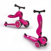Scoot and Ride Highwaykick 1. 2 in 1 kismotor/roller PINK