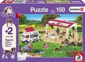 Schmidt 150 db-os puzzle - Riding School