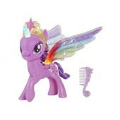 My Little Pony csillámló Twilight Sparkle