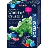 FunScience Mysterious World of Crystals
