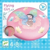 Frizbi - Csajos - Flying Girl Djeco 2035