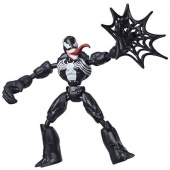 Marvel Spiderman Bend & Flex Venom figura 15 cm