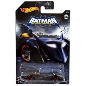Hot Wheels The Brave And The Bold Batmobile kisautó